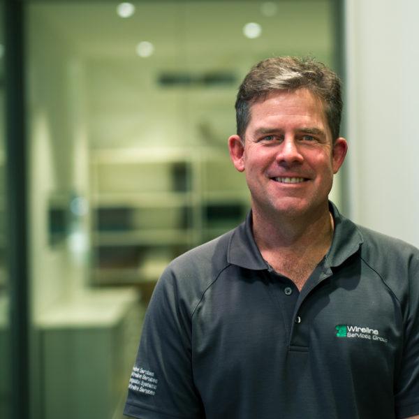 Phillip Hawke - Wireline Services Group